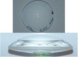 HQ Optik Linse Bi Konvex Aspherisch 86mm +14,5 / f=69mm Lupe Qualtität