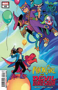 Moon-Girl-and-Devil-Dinosaur-40-Marvel-Comic-1st-Print-2019-unread-NM