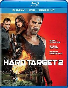 Hard-Target-2-Blu-ray-NEW-Factory-Sealed-Free-Shipping