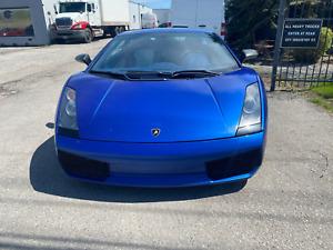 2004 Lamborghini Gallardo Base 10cyl
