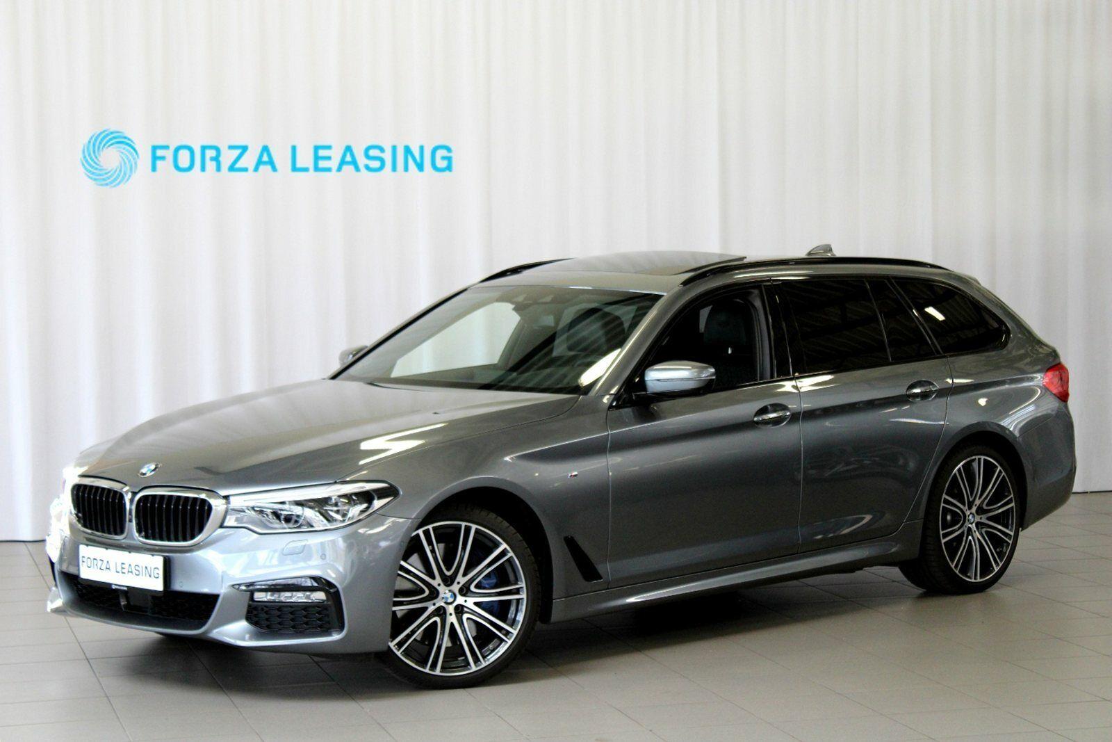 BMW 540i 3,0 Touring xDrive aut. 5d