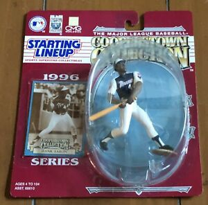 STARTING LINE-UP ACTION FIGURES Pick-A-Player McGwire Jeter Mantle Thome Aaron +