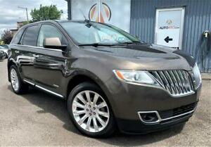 2011 Lincoln MKX ***LIMITED,CUIR,TOIT PANO,MAGS,AUBAINE**