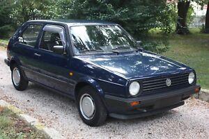 VW Golf 2 CL, rostfrei, schöner Zustand