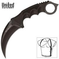 United Cutlery - Honshu Karambit Knife W/ Shoulder Harness Uc2791