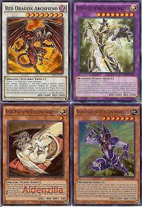 yugioh buster blader deck dragon destroyer swordsman swordmaster