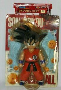 Figurine Son Gokou DX Soft Vinyl 2007 24 cm Banpresto DRAGON BALL