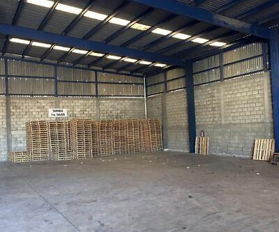 Sel vende bodega de 1300 m2 cercana a Garita de Otay  PMR-306
