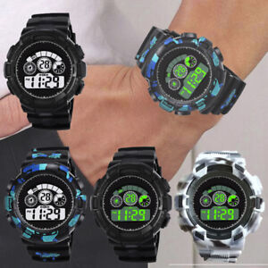Mens-Sports-Rubber-Silicone-LED-Analog-Digital-Date-Watch-Bracelet-Wristwatches