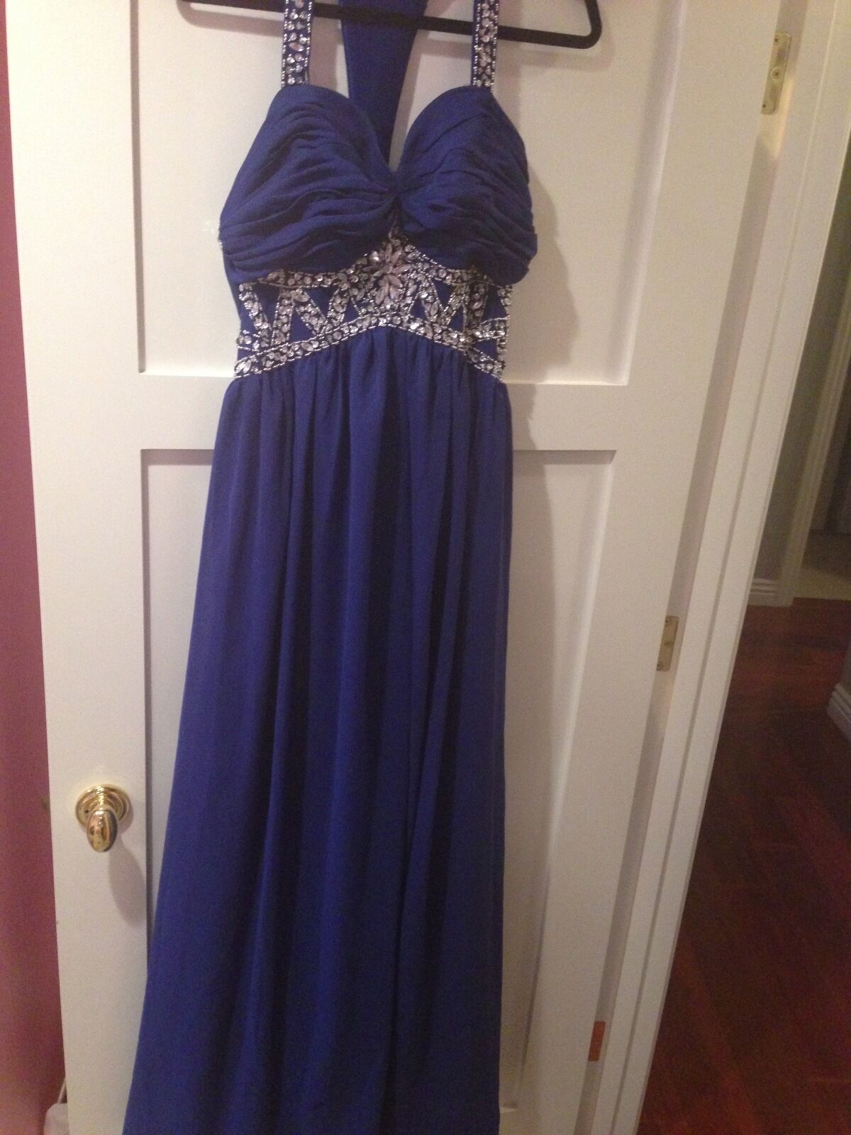Prom Dress Bust Bust Bust 39in Hips 42in Waist 32in Hollow to Floor 61in 1b54d0