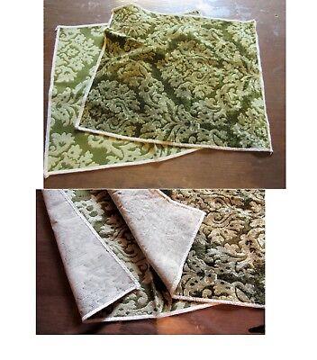 tissu epais  lourd et extensible daim lisse velours  col noir 50x140 cm,