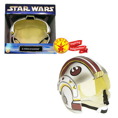 STAR WARS X-Wing Fighter Pilot Adult Collector Helmet new *DAMAGED - CRACKED*