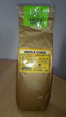 Pure Organic Green Clay Fine Powder 2.2 LBS – 1 Kg INTERNAL USE