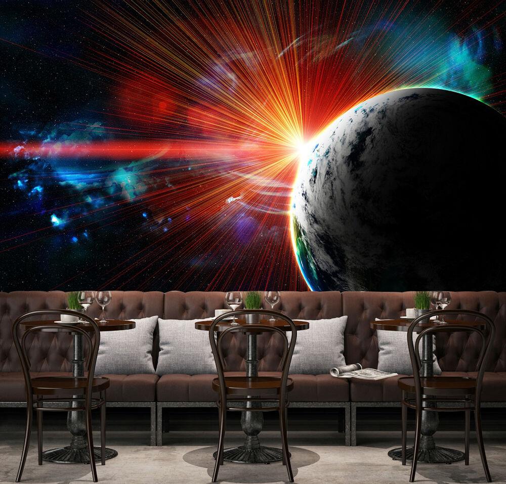 3D Space Scenery 591 WallPaper Murals Wall Print Decal Wall Deco AJ WALLPAPER