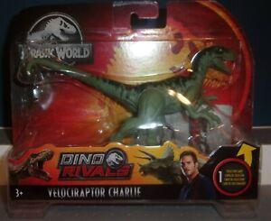 Jurassic World Attack Pack Velociraptor Charlie