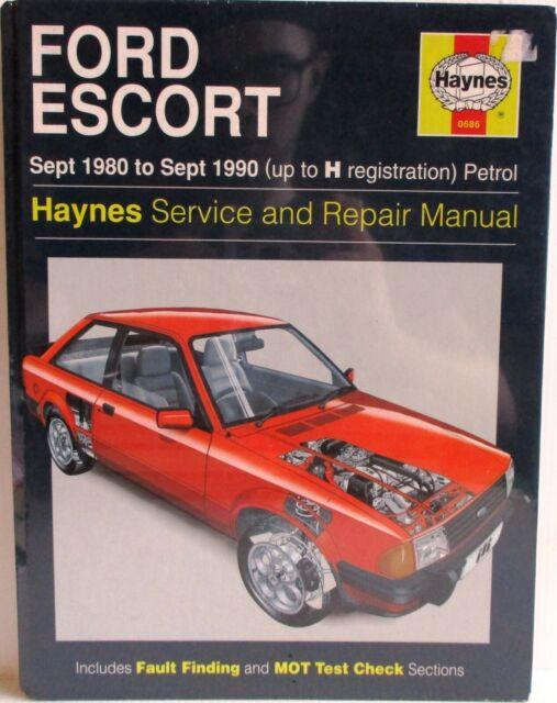 Haynes   Up To H Reg Petrol