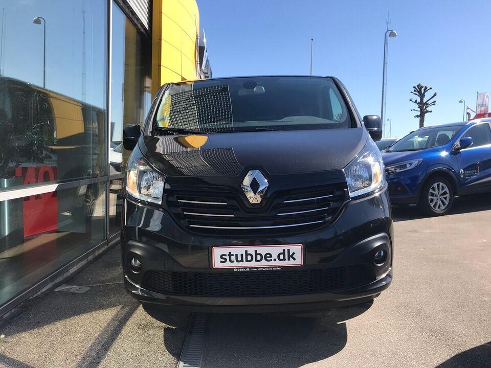Renault Trafic T29 1,6 dCi 145 L2H1 d Diesel modelår 2018