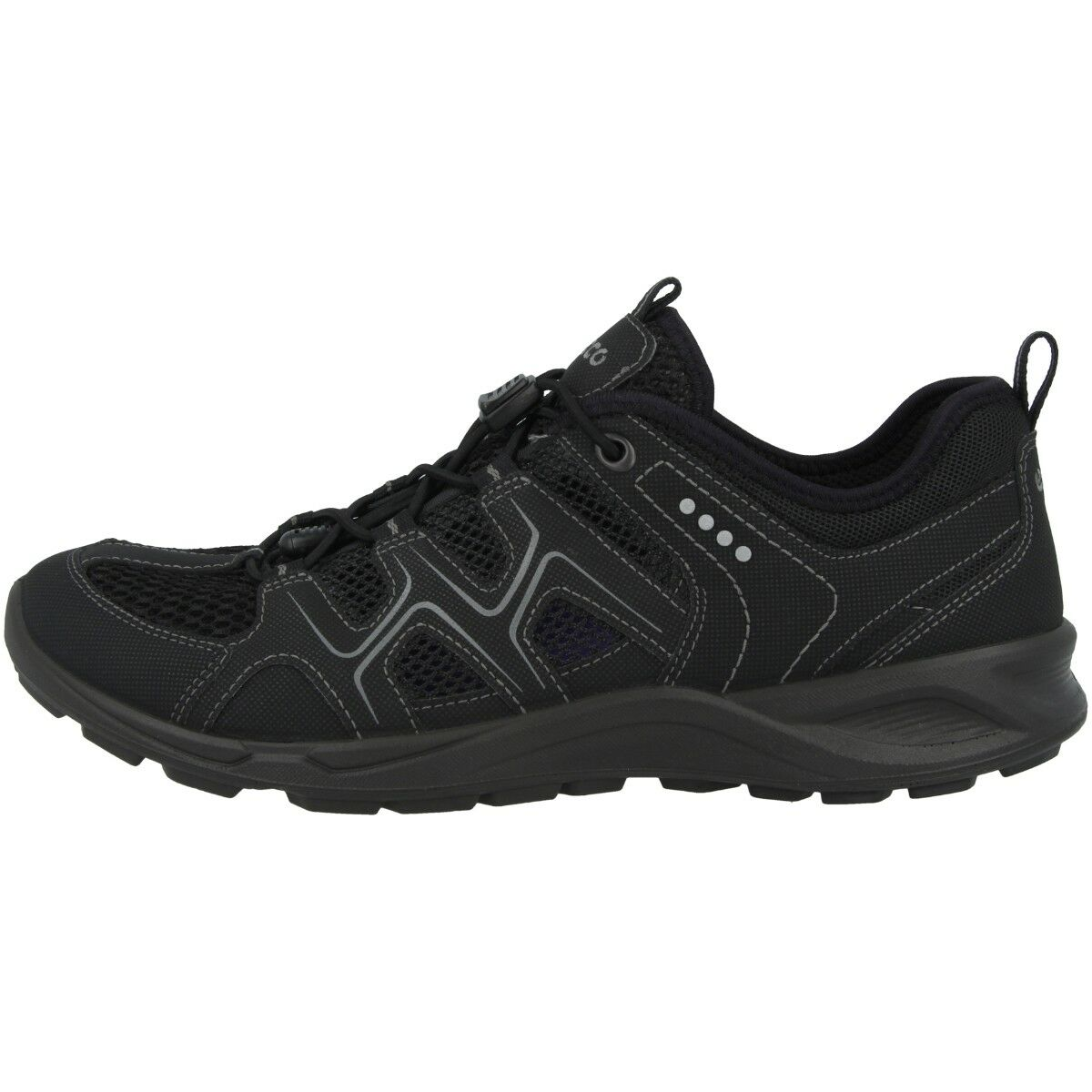 Cómodo y bien parecido ECCO terracruise Lite Mujeres trekking Aire Libre Zapatos Black 841113-51707