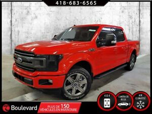 2020 Ford F 150 FX4 *4X4+CREW CAB+BTE 5.5+JANTES EN ALLIAGE*