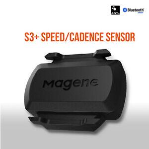 Para-Garmin-Bryton-GPS-Iman-Bicicleta-Bluetooth-ANT-Speed-amp-Sensor-de-Cadencia