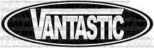 Vantastic 30x96cm vw splitty type 2 T25 T4 T5 vans sprinter decal autocollant vinyle