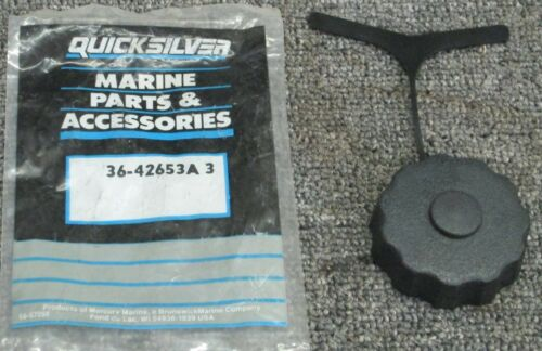 36-42653A3 42653A3 Mercury QuickSilver Oil Tank Cover NEW 3642653A3