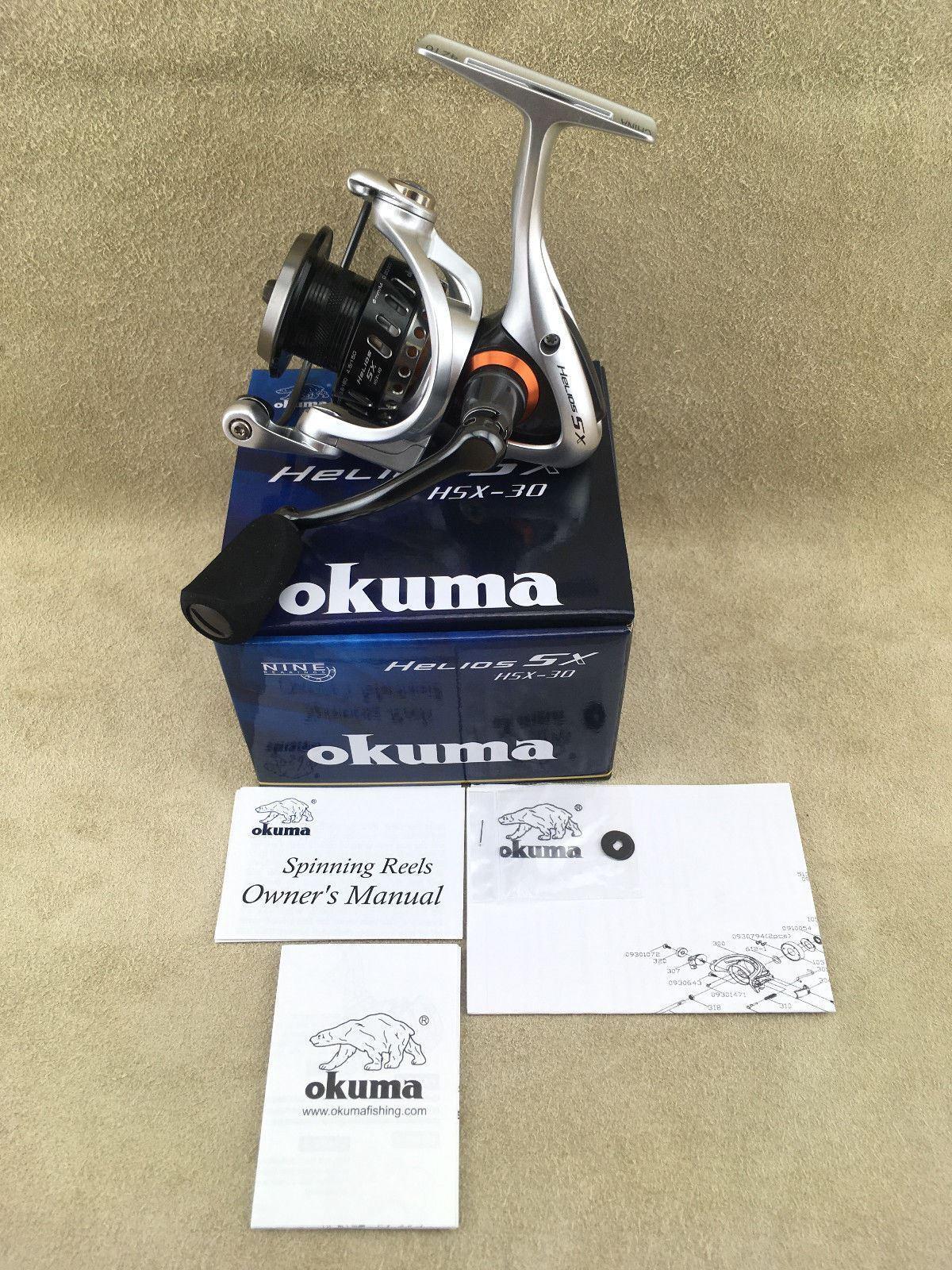Okuma Helios SX Hsx Frontbremsen Stationärrolle Hsx-20,Hsx-30,Hsx-40,Hsx-40s    | Spielzeug mit kindlichen Herzen herstellen  3b5ffd
