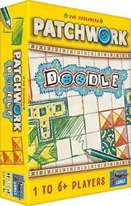 Patchwork-Doodle-Roll-amp-Write-Board-Game-Lookout-Games-Uwe-Rosenberg-LKG-LK0107