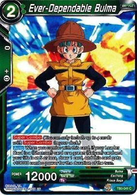 Burnished Bonds Tora TB3-024 Holo Foil Dragon Ball Super Clash of Fates Mint