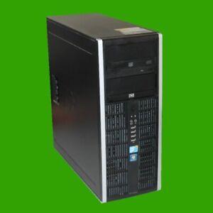 PC HP 8100 Elite MT Intel I5 650 3,2  250 GB HD 4 GB RAM Win 10 pro