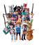 Playmobil-Figurine-Serie-16-Homme-Personnage-Accessoires-Modele-au-Choix-NEW miniature 1