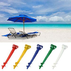 GX-Sun-Beach-Patio-Umbrella-Holder-Parasol-Ground-Anchor-Spike-Fishing-Stand-De