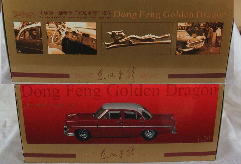 DONG FENG oroEN DRAGON - SIGNATURE MODELS 1 /20 NO 1/18 NEUF
