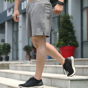 Men-039-s-Active-Athletic-Performance-Shorts-with-Pockets-Breathable-Dry-fit-Bottoms