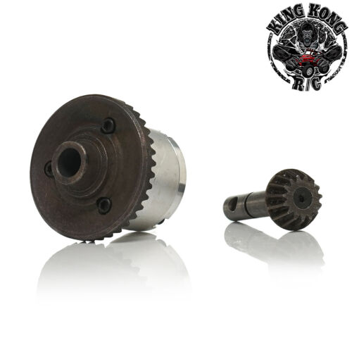 Kingkong RC Metal Differential for 1//12 RC ZIS-150//151//CA10//Tamiya Tractor Truck