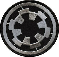 STAR WARS IMPERIAL LOGO IRON-ON MATERIAL PATCH