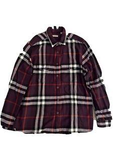 Burberry-Mens-Flannel-Shirt-XL