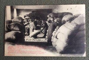 CPA-MORTAGNE-61-La-Grande-Trappe-Chocolaterie-Carte-annotee