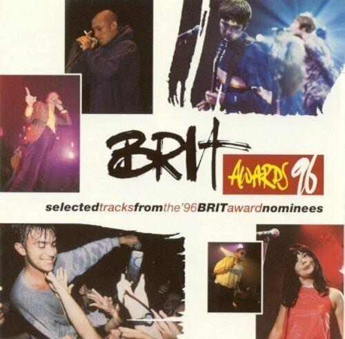 Brit Awards '96 Oasis, Pulp, Blur, Lightning Seeds, Green Day, Garbage,.. [2 CD]