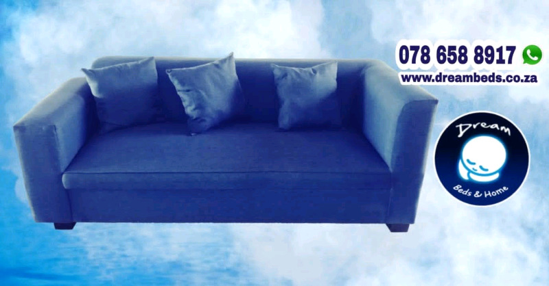 Couches for sale - variety of colours to choose from.