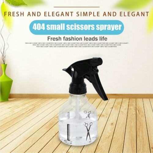 Hairdressing Plastic Spray Water Bottle Watering Can High Quality