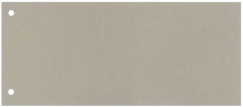 Trennstreifen Trennblätter Aktenfahnen 100-1000 St verschiedene Farben 190g// m²