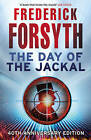 The Day of the Jackal by Frederick Forsyth (Paperback, 1995)