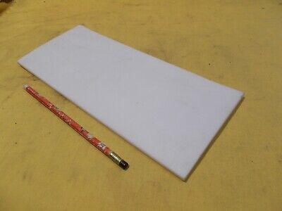 length Teflon PTFE Rectangular Bar 3//16 thickness X 3 width X 3 ft