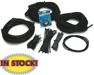 painless performance powerbraid fuel injection harness wire loom kit rh ebay com Painless Wiring Harness Chevy Painless Wiring Harness Chevy
