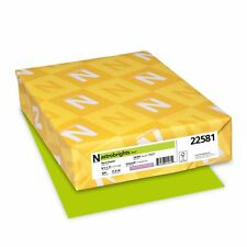 Neenah Astrobrights Premium Color Paper 24 Lb 85 X 11 Inches 500 Sheets