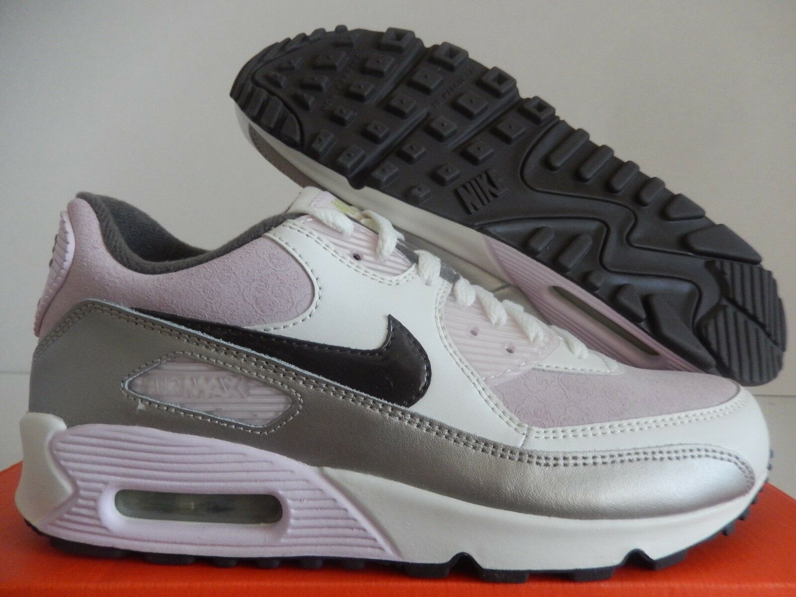 NIKE AIR MAX 90 CL Price reduction SAIL-BROWN-PINK Price reduction