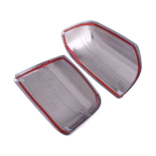 2pcs Chrome color Rearview Mirrors Cover Cap Fit for Nissan X-Trail 2008-2012