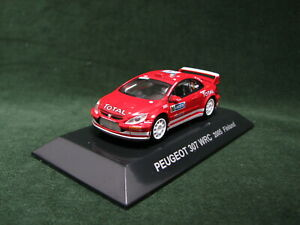 DECALS 1//18 REF 1001 PEUGEOT 307 WRC GRONHOLM RALLYE DU JAPON 2005 RALLY