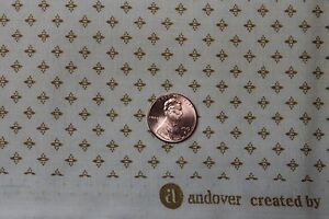 """/""""MILL RUN SHIRTINGS/"""" REPRODUCTION QUILT FABRIC BY THE YARD FOR ANDOVER 7824-B"""